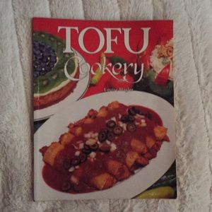 Tofu Cookery by Louise Hagler. Cookbook